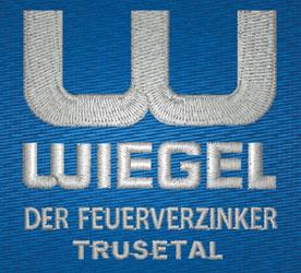 Wiegel Feuerverzinker Logo